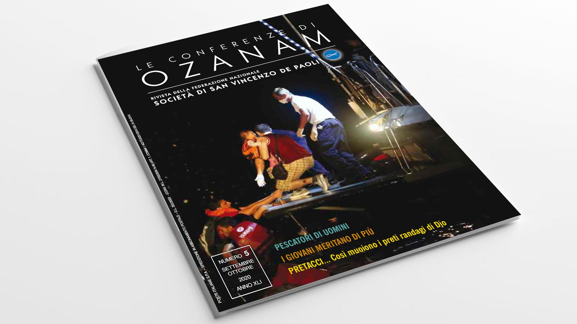 Rivista Le Conferenze di Ozanam