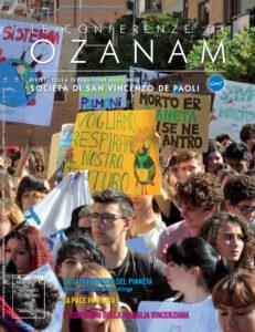Rivista Le Conferenze di Ozanam, n. 1 GENNAIO FEBBRAIO 2020